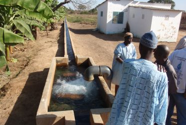 Education: Providing water to communities with children