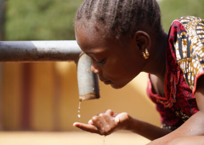 Why does Africa have no water?