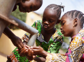 Covid-19 highlights the need of clean & safe water