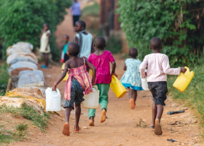 How Climate Change Affects the African Economy